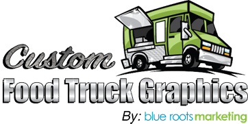 Custom Food Truck Graphics Logo